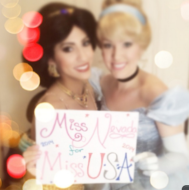 The Newly Crowned Miss USA Used To Work As A Disney ...