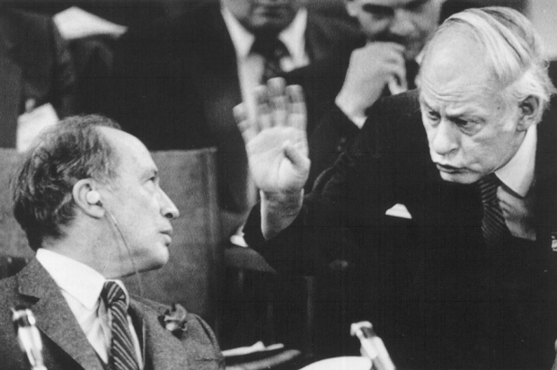 "a look at the life and works of pierre trudeau ""justin is closer to bill clinton than to pierre trudeau in the way he works crowds,"" says historian john english 'look, i've spent my entire life in a."