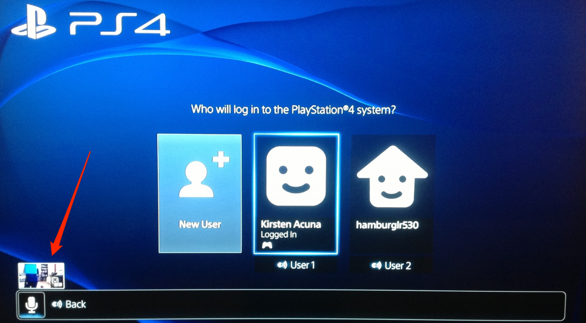 how to change your ps4 username