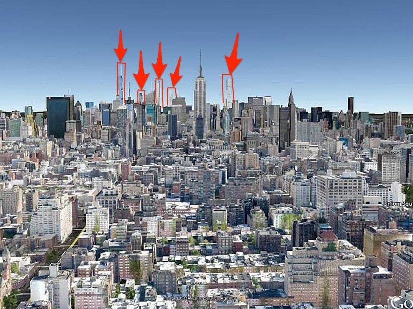 Manhattan S Skyline Will Look Dramatically Different By