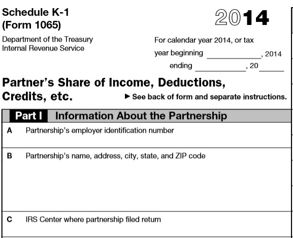 Tax Roundup 4715 Dealing With That Long Awaited K 1 And Irs