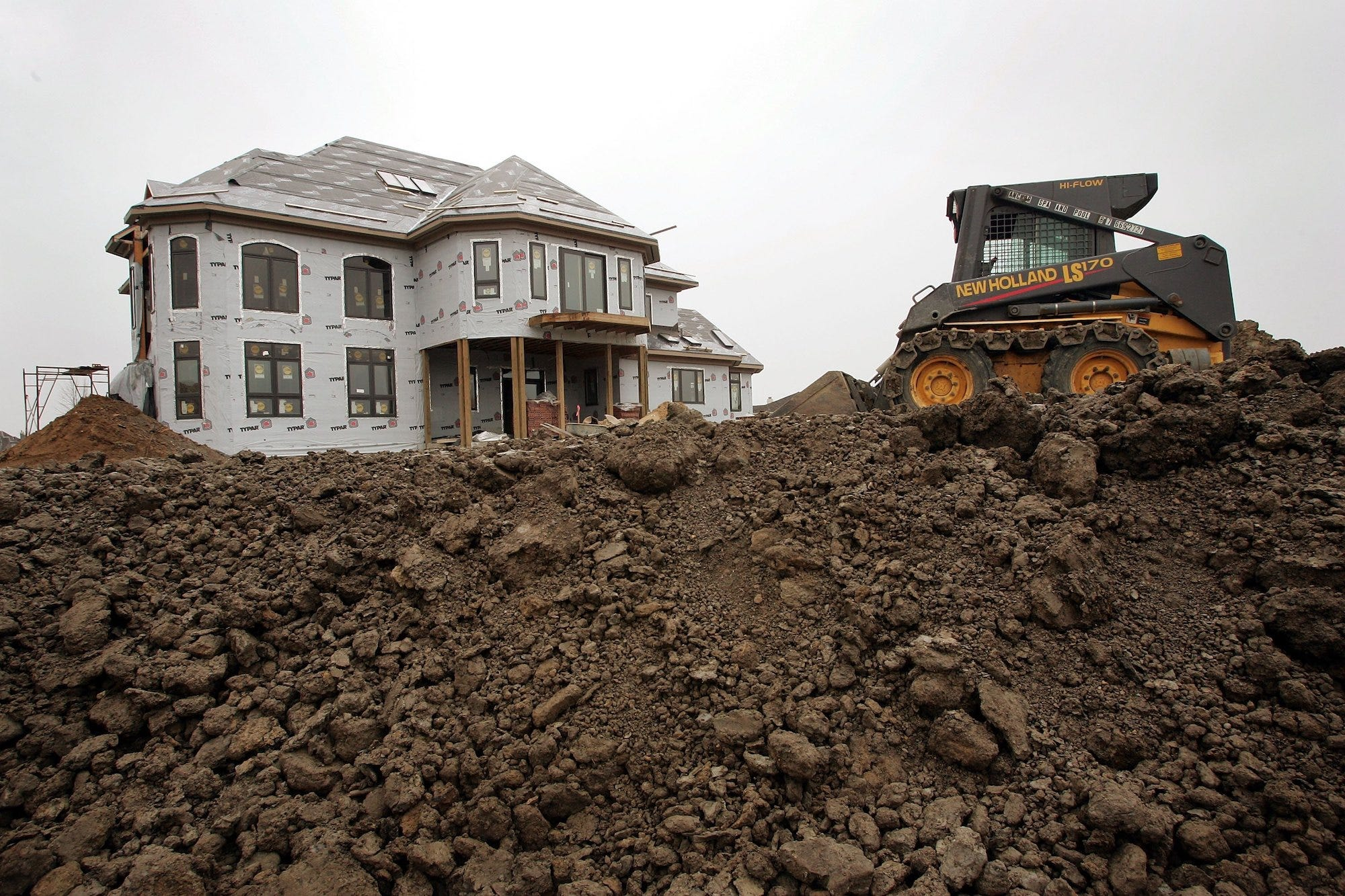 house home  dirt