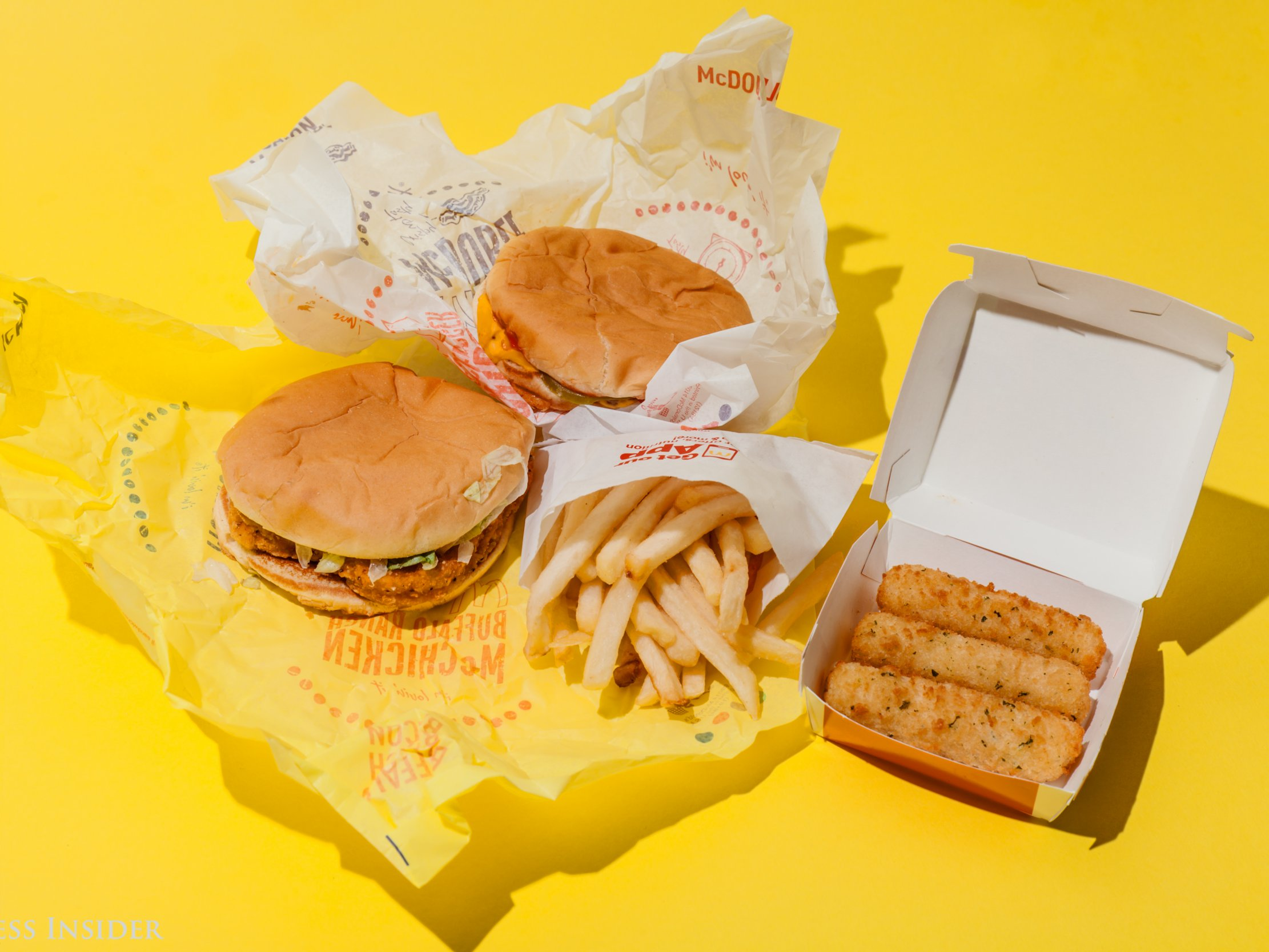mcdonald s burger king and wendy s used a simple trick to sell 100