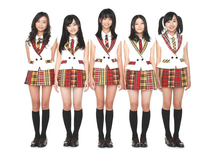Japan Resorts To Teenage Girls In Short Skirts To Get Their Stocks Up