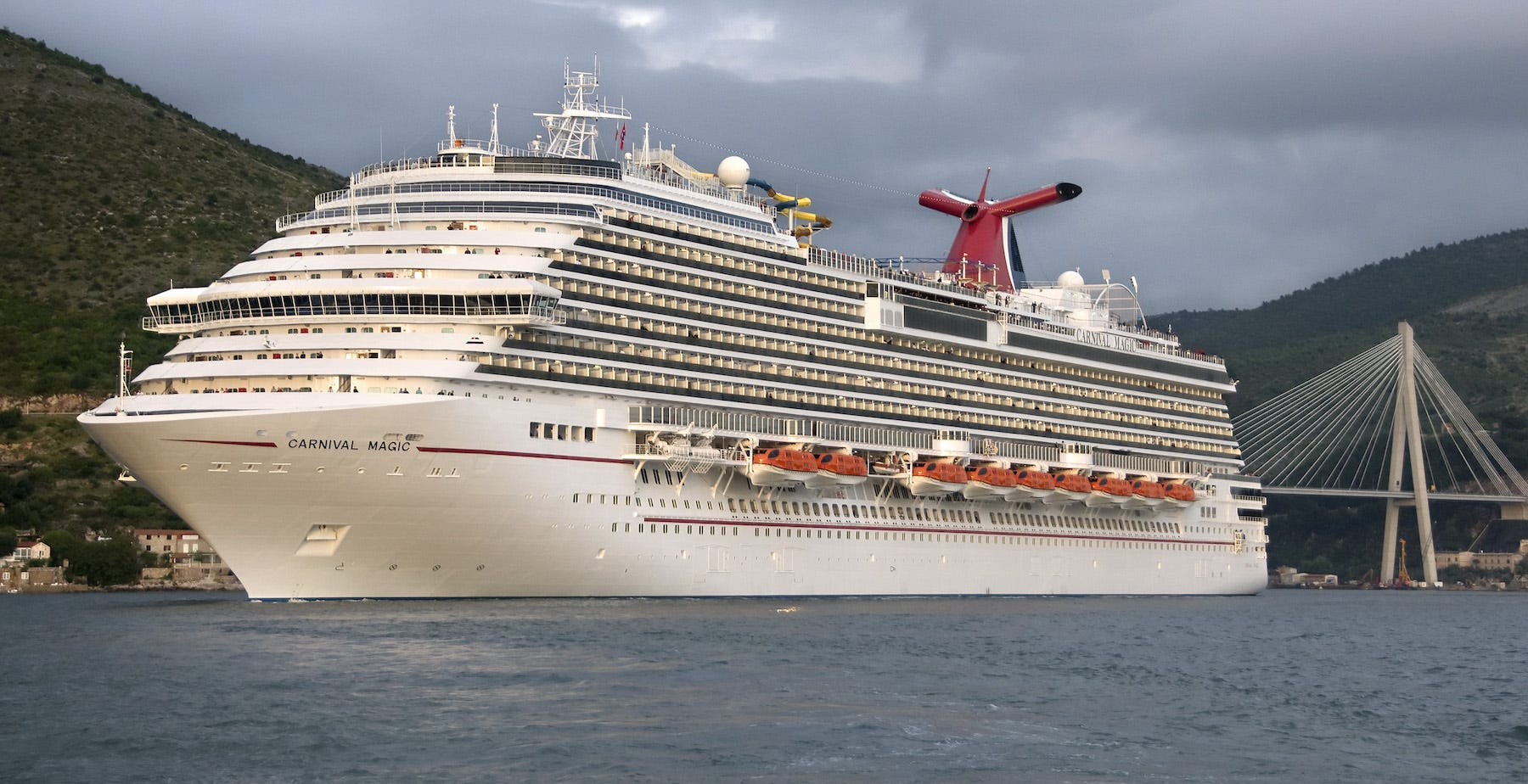 cruise ship dubrovnik