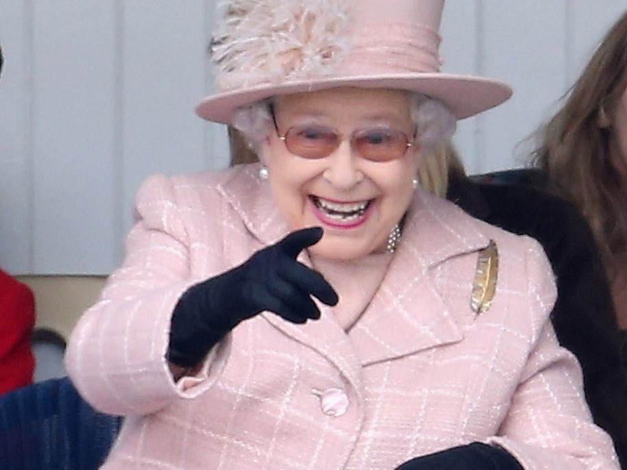 Queen Elizabeth Prince Charles