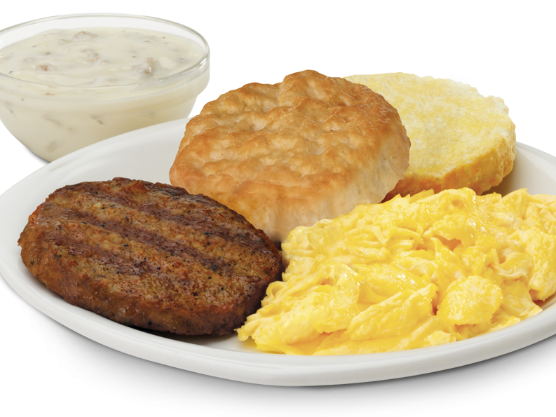 The Least Healthy Breakfast Item At Every Big Fast Food Chain Www