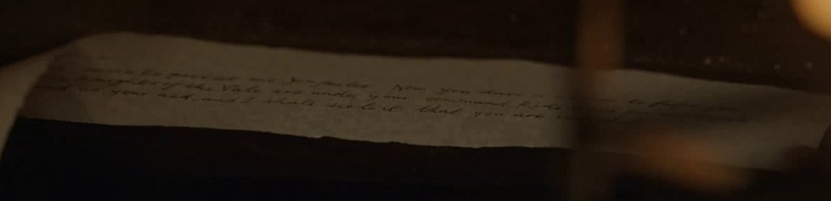 We finally know what Sansa Stark's letter said on 'Game of Thrones